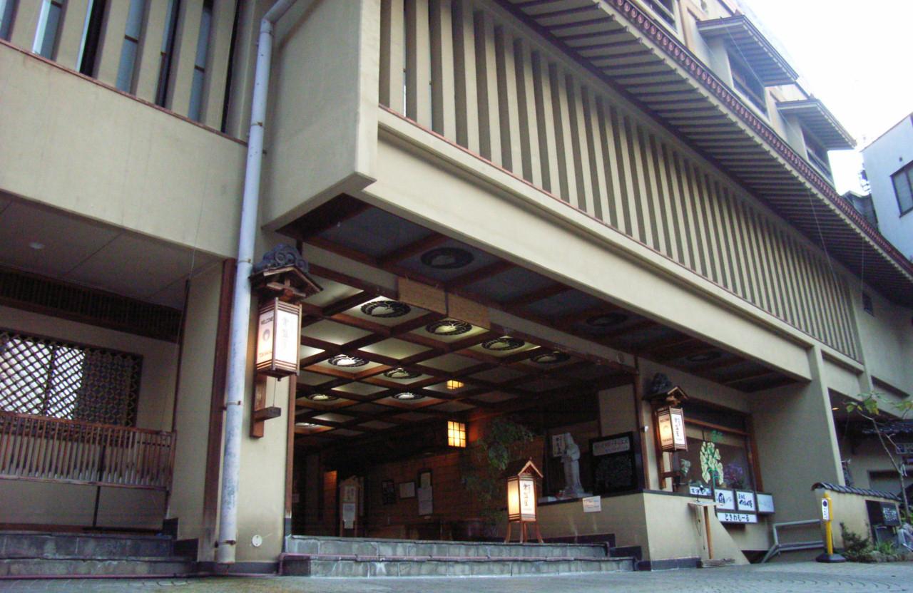 常盤屋旅館